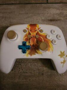 PowerA Enhanced Wireless Pro Controller  Princess Zelda: Nintendo Switch rare
