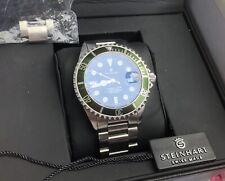 Steinhart Ocean One Green 42mm Hulk ETA 2824-2
