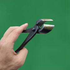XianSheng Branch Cutter Bonsai Tools Concave Cutter Straight Edge 210 mm Steel