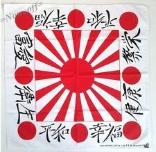 Bandana Japan Flag Japanese Rising Sun Kamikaze Naval Headband Men Women Scarf