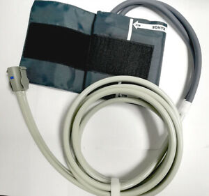 GE Dinamap  NIBP Hose Double with Blood Pressure Cuff Fit Adult Compatible