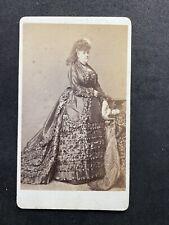 More details for victorian carte de visite cdv: royalty: empress of germany victoria: hanfstaengl