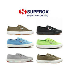 Scarpe basse Sneakers Unisex SUPERGA 2750 Classics in Tela / Canvas