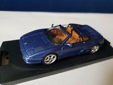 Bang Ferrari F355 GTS met. blue, 1:43 NEU