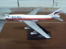 Sale Bangkok Airway Model Boeing 747-400 Assembly Toy Hobbies 1:530 Kit Airway