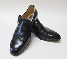Classic Stylish Bruno Magli Leather Shoes Made in Italy - New Condition