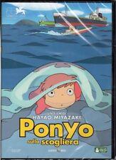 dvd HAYAO MIYAZAKI PONYO SULLA SCOGLIERA
