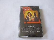 ROCKET FROM THE CRYPT ~ RFTC ~ RARE ORIGINAL 1998 UK PUNK ROCK CASSETTE TAPE