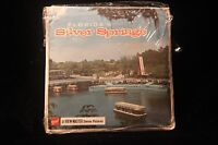 Florida's Silver Springs Viewmaster 1960s w/3 Reels Glass Bottom Boats EXCELLENT