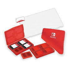 Nintendo NNS10 Traveller Protection for Nintendo Switch - Red