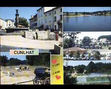 CUNLHAT (63) VILLAGE VACANCES , TENNIS , EQUITATION , COMMERCES & PLAN D'EAU