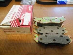 Raybestos RR-D142 Front Semi-Metallic Disc Brake Pads