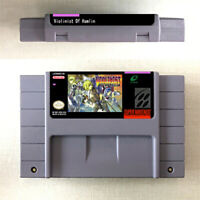 The Violinist Of Hamelin Game Card Console For Nintendo SNES 16 Bit Eng US Versi