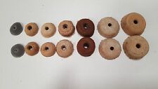 14 Leather Cup Washers of Various Sizes, Garden Sprayers Srynges Pressure Stove