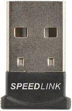 SPEEDLINK VIAS Nano USB Bluetooth 4.0 Adapter EDR MAC WIN, Plug&Play, bis 75 m