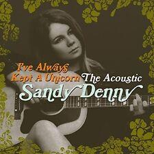 Sandy Denny - Ive Always Kept a Unicorn [New CD] UK - Import