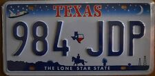 Targa Americana TEXAS 984 JDP THE LONE STAR STATE 31x16 cm -  Più basso di EBAY