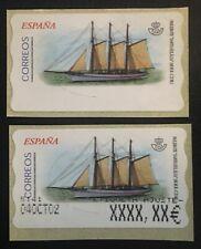 Spain 2002, Historic Ship,  Mi AT84, ATM Adjustment + Clean