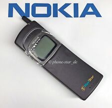 ORIGINAL NOKIA 8110i NHE-6BX MERCEDES-BENZ HANDY MOBILE PHONE BANANA NEU NEW