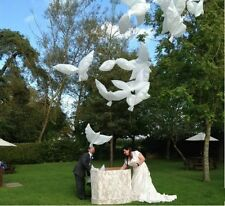 Biodegradable Giant Dove Balloons Wedding/Memorial/Ceremonies/Balloon Release 50