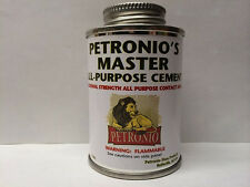 Petronio's Master All Purpose Cement Glue Shoe Repair Adhesive Glue 4 oz.