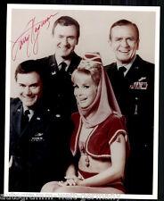 Larry Hagman (+2012) TOP Foto Orig. Sign.  u.a. Dallas + G 8244