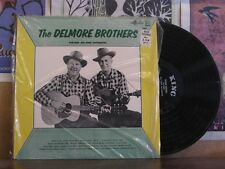 DELMORE BROTHERS, 16 ALL TIME FAVORITES - KING LP 589
