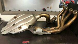 MV Brutale F4 2013-2018 Stock OE Full Exhaust