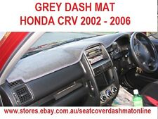 DASH MAT, DASHMAT,DASHBOARD COVER FIT  HONDA CRV 2002 - 2005,  GREY