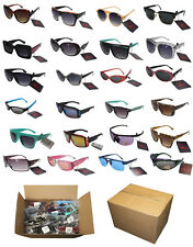 Wholesale Lot 144 Piece Assortment Sunglasses Mixed Mens Ladies Unisex 100% UV