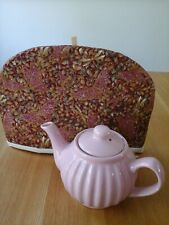 Tea cosy, tea pot cosy, two cup tea cosy, tea cosies, handmade, butterflies