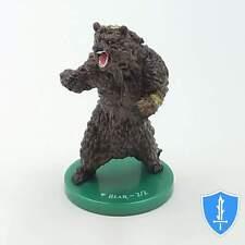 Bear - Overwhelming Swarm #13 MTG Creature Forge D&D Token Miniature