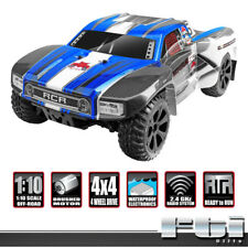 Redcat Racing Blackout SC 1/10 BLUE Brushed Electric 4WD RC Short Course Truck
