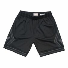 Chicago Bulls Hardwood Classics Throwback Tonal Black Swingman Nba Shorts