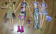 Lot Spin Master LIV Doll & Other Clothes Shoes & Purse