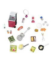 """Our Generation 6"""" Lori mini Doll Camping Accessory Set fits American Girl"""