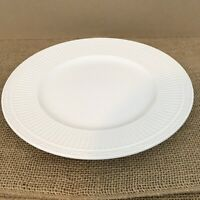 "Mikasa DD900 Italian Countryside White 12 1/2"" Round Serving Platter"