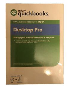 QuickBooks Desktop Pro Plus 2021 ✅