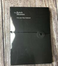 The British Museum One Year Diary Notebook