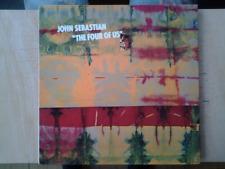 disque vinyle lp John Sebatian.The four of US (Lovin Sponful)