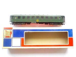Voiture Jouef Voyageurs SNCF B9 2ème Classe Ex DR 50 87 29 20 016-4 Réf 5121
