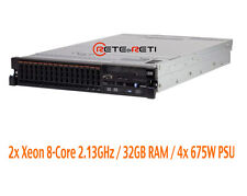 € 990+IVA IBM Server System x3690 X5 2x Xeon 8-Core 2.13GHz/8GB/2xGbE/4x675W