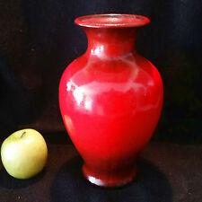 Ebenso schöne wie seltene Vase Jasba  Kunstkeramik, 60er Jahre Form N902 10 22