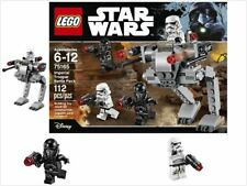 NEW LEGO Star Wars Imperial Trooper Battle Pack - Four Figures 112 Pcs
