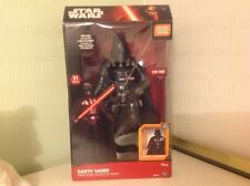 DARTH VADER INTERACTIVE FIGURE DELUXE COLLECTORS EDITION