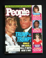 PEOPLE MAGAZINE MAY 19 1997 TRUMP VS TRUMP