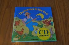 The Farmer in the Dell Children's Book and Audio CD Listening Center