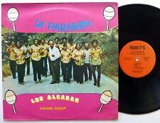 LA PARAMIN Las Alacran Parang Group LP Latin #1458