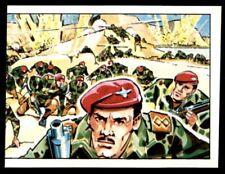 Panini Action Man Sticker 1983 No. 215