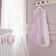 Izziwotnot Humphrey's Corner Lottie Fairy Princess Pink Sleepsuit 0-6m 2.5tog